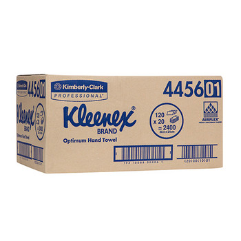 Kleenex Optimum Hand Towel 20 Packs x 120 Towels (4456)