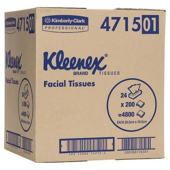 Kleenex 2 PLY Executive Facial Tissue 24 Packs