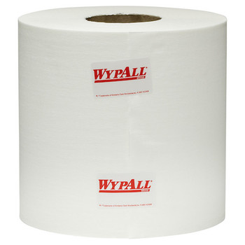 Wypall L10 Heavy Duty Centrefeed Wipers 300 Metres (94120)