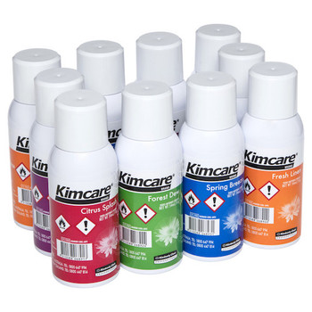 KIMCARE MICROMIST Preference Pack 2 x refills of each fragrance