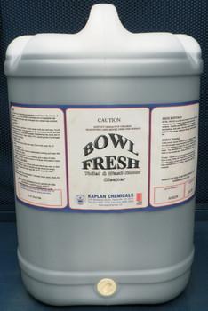 Bowl Fresh Toilet & Washroom Cleaner 20 Litres