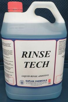 Rinse Tech Liquid Rinse Additive 5 Litres
