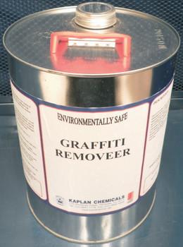 Graffiti Removeer 5 Litres ENVIRONMENTALLY SAFE
