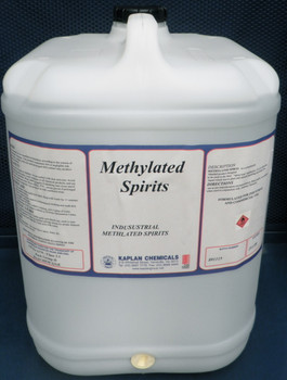 Methylated Spirits Industrial Grade 25 Litres