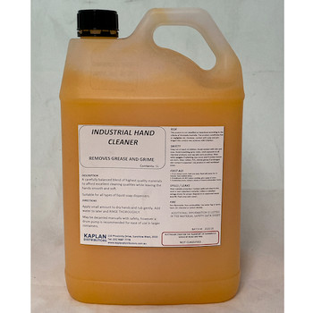 Industrial Hand Cleaner 5 Litres (C5HSIND)