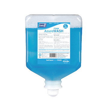 Deb® Azure FOAM WASH 1 Litre x 6 Cartridges