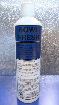 Bowl Fresh Squirt Bottle 700ml with Lid