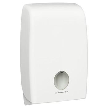 Kimberly Clark Aquarius Multifold Hand Towel Dispenser Large (70230)
