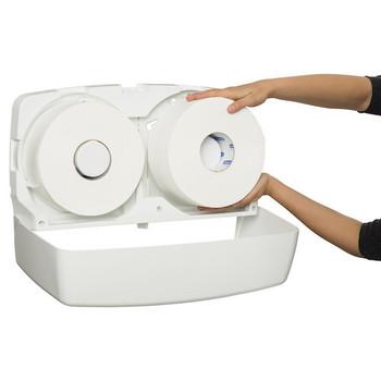 Kimberly Clark AQUARIUS Jumbo Roll Dispenser (70210)