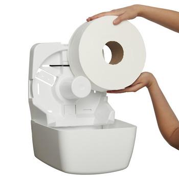 Kimberly Clark AQUARIUS Jumbo Roll Dispenser (70260)