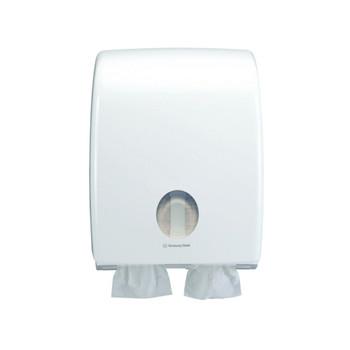 Kimberly Clark Aquarius Twin Toilet Tissue Dispenser (69900)