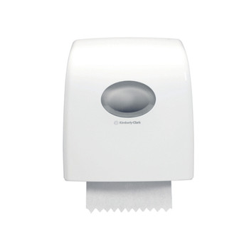 Kimberly Clark AQUARIUS Hard Roll Towel Dispenser (69590)