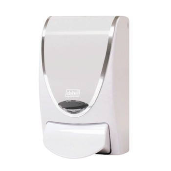 Deb Proline Chrome Border 1L Dispenser (DEB2127)