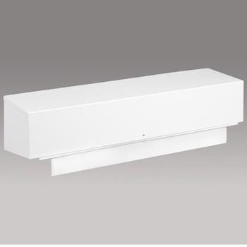 Halyard Bedsheet Dispenser White Steel (4924)