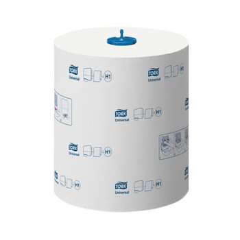 Tork Matic Extra Long Hand Towel Roll Universal H1 System 6 Rolls (290059)
