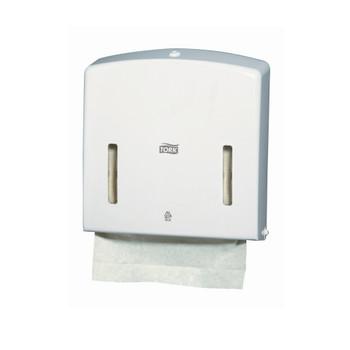 H4 System Ultraslim Mini Hand Towel Dispenser White (2320729)