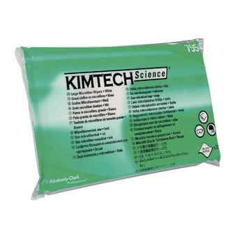 KIMTECH SCIENCE Large Microfibre Wiper 10 Packs (75540)