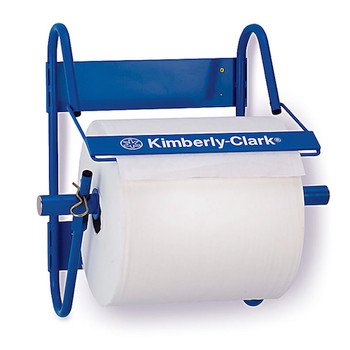 KIMBERLY-CLARK Wall Mounted Jumbo Roll Dispenser (4951)