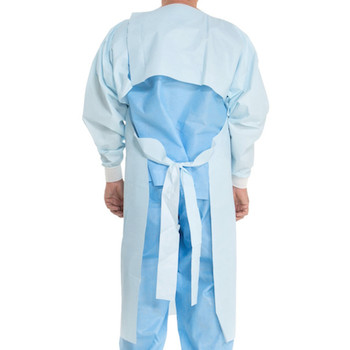 Halyard Chemotherapy Gown Box of 100 (69606)