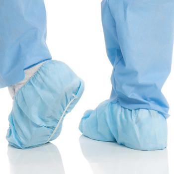 Halyard Kimlon Sof-Shoe Overshoes Box of 200 (6925)