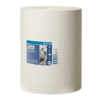 Tork Wiping Paper Centerfeed Roll System M2 6 Rolls (100134)