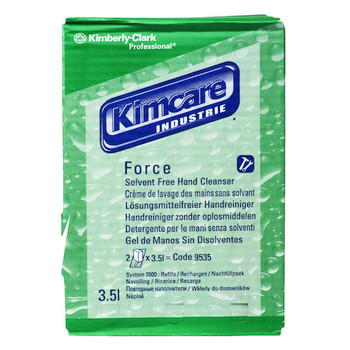KIMCARE* INDUSTRIE* Force Solvent Free Hand Cleanser (9535)