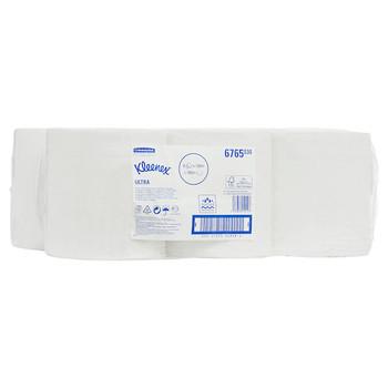 Kleenex Hard Roll Hand Towel 6 x 130m White (6765)
