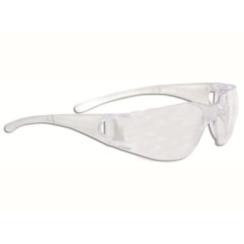 Jackson Safety V10 Eyewear Clear Lens Clear Frame 12 Pair (25642)