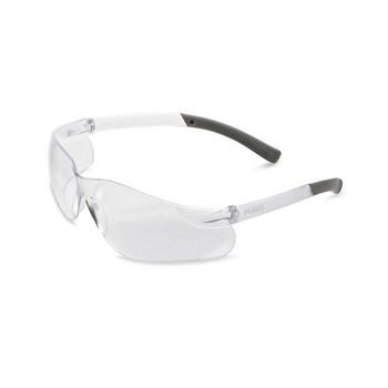 Jackson Safety V20 Eyewear Clear Lens Metallic Frame 12 Pair (25654)