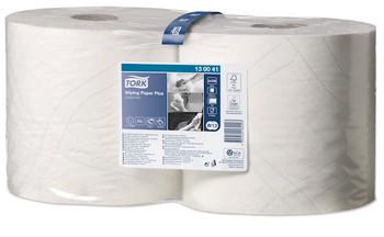 Tork Wiping Paper Plus Combi Roll 2 Ply W1/W2 (130041)