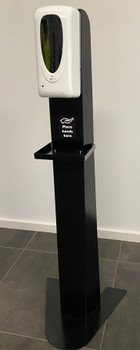 Contactless Dispenser and Stand