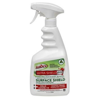 Sabco Ultra Shield Pro Spray Hopsital Grade Disinfectant 750ml