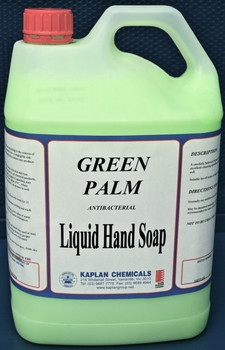 Green Palm Liquid Hand Soap 5 Litres