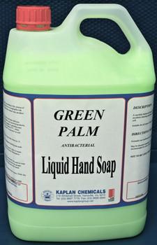 Green Palm Liquid Hand Soap 5 Litres
