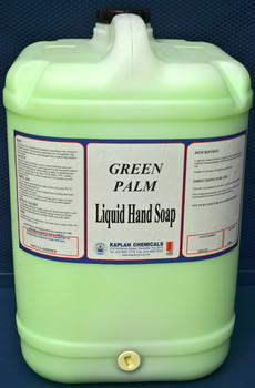 Green Palm Liquid Hand Soap 25 Litres