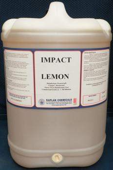 Impact Lemon Disinfectant 20 Litres