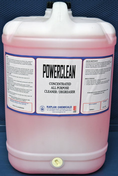 Concentrated All Purpose Cleaner / Degreaser 20 Litres