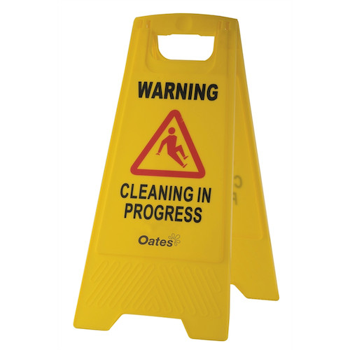 Warning Cleaning In Progress Sign Safety Signs