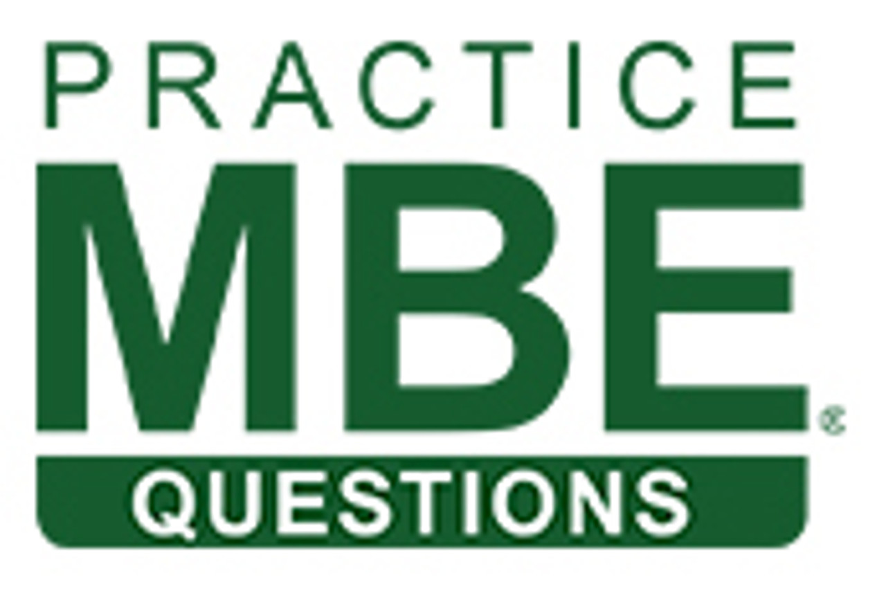 Mbe Practice Questions
