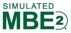 Simulated MBE 2 logo.