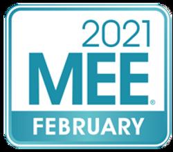 2021 February MEE logo