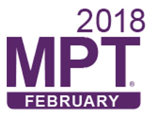 2018 MPT February logo