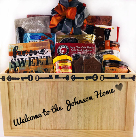 A perfect personalized closing gift!!