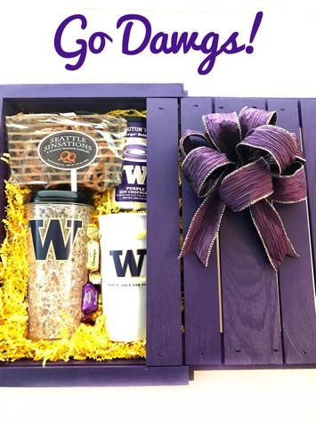 University of Washington Celebration Crate