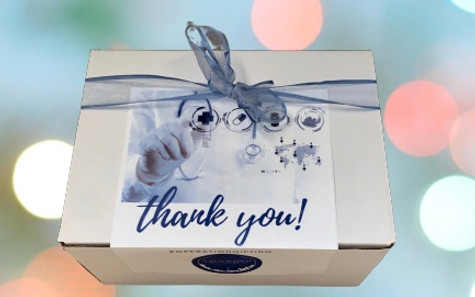 Operation Gifting Large Donation Box