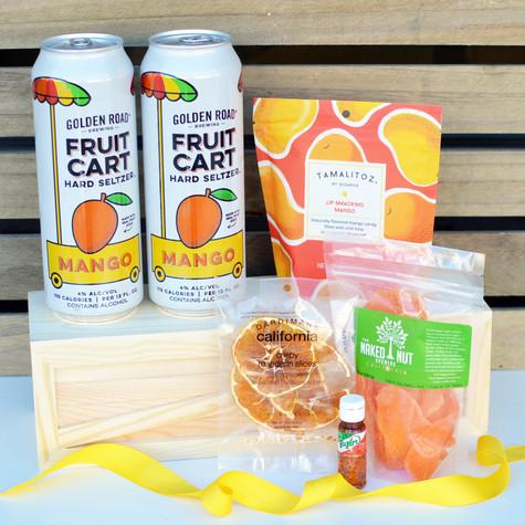 Mango Fruit Cart