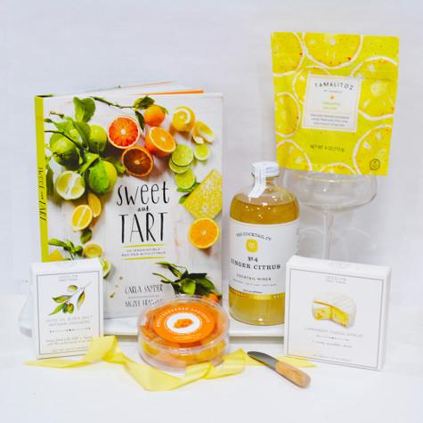 Ginger Citrus Cocktailing