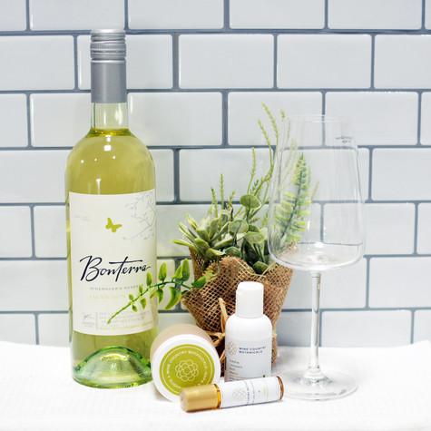 Organic Sauv Blanc Pamper Set