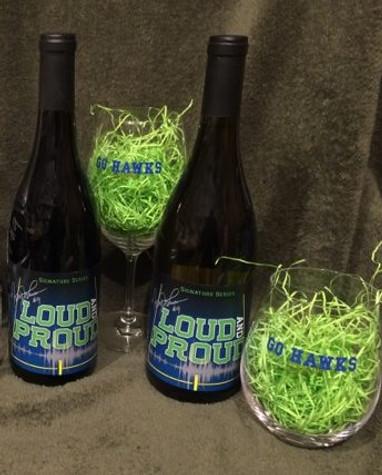 Seahawks Signature Series Wine