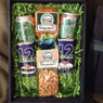 Seattle Seahawks Beer and Nuts Crate